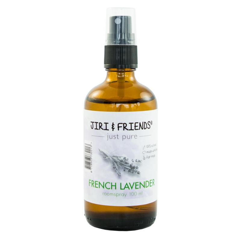 French Lavender Spray (Lavendel) - 100 ml