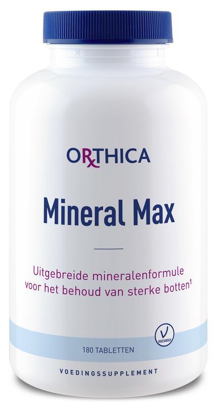 Mineral max - 180 tabletten