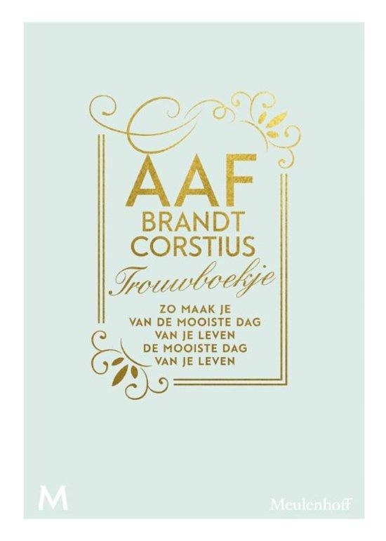 Trouwboekje - Aaf Brandt Corstius