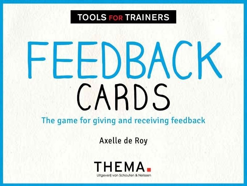 Feedback Cards - Engels