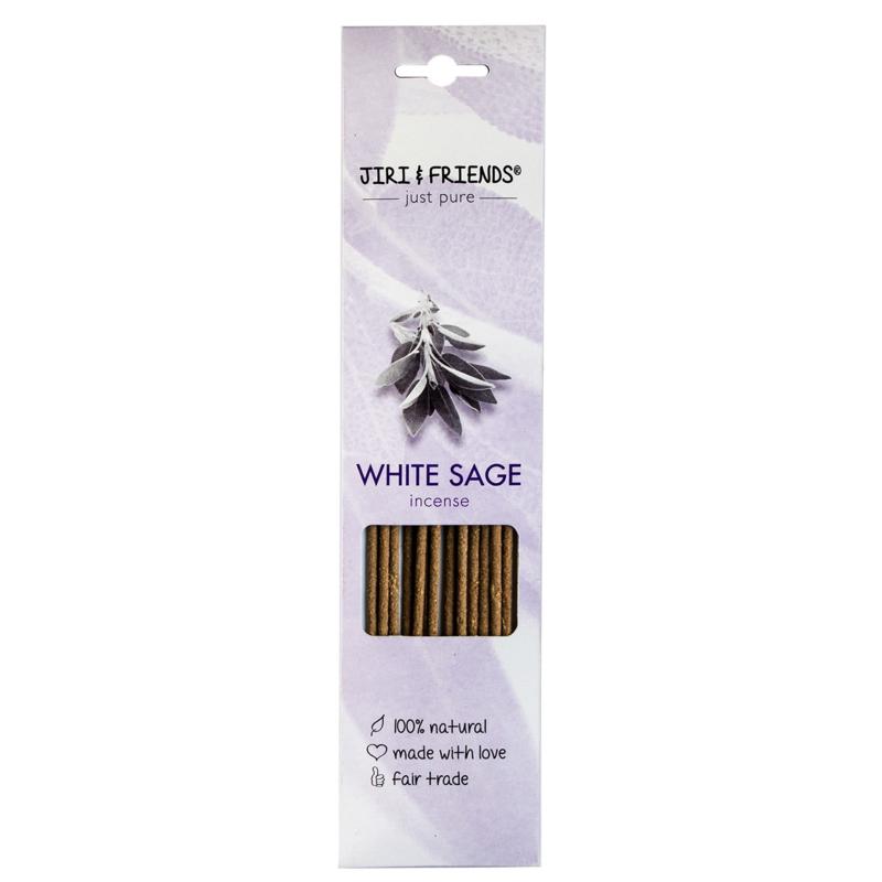 Witte Salie wierook - white sage