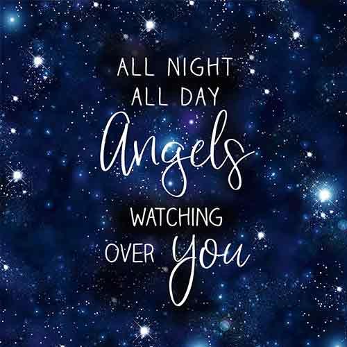 Angels watching over you - Uit het Hart