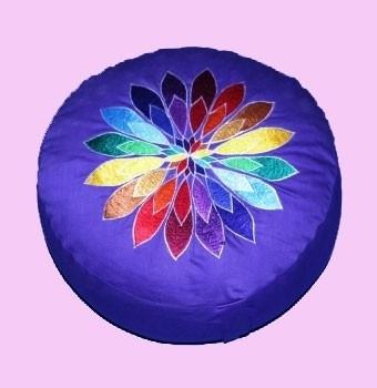 Colour Flower (donker)