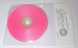 kaartenlint geboorte meisje licht roze 25 mtr