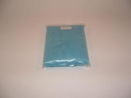 Blauwe tule 150 cm x 100 cm