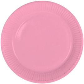 Roze bordjes voor geboorte