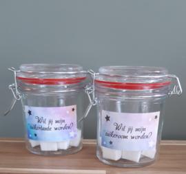 Snoeppot suikeroom suikertante