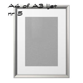 Poster met naam 'triangel'