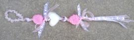 Kinderpakket roze - wit