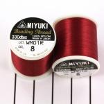 Miyuki Beading draad B (08) rood