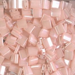 Miyuki Tila 5 x 5 mm Kralen - 519 Pink Pearl Cealon