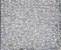 Rocailles melkwit 2,5 mm