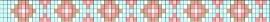 Fancy patroon + benodigde kralen en draad