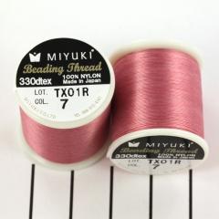 Miyuki Beading draad B (07) roze
