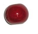 Keramiekkraal rood 12,5 mm