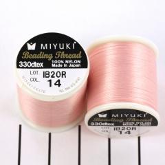 Miyuki Beading draad B (14) roze