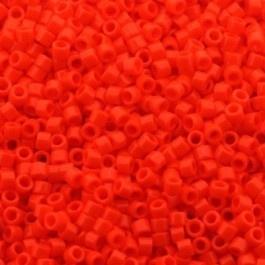 Miyuki Delica 11/0 DB-0722 Opaque Orange ca. 2½ gram