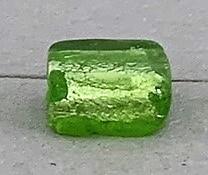 Folie kraal 12 mm groen