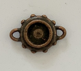 Tussenzetsel 12 mm kopee