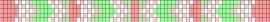 Arrow patroon + benodigde kralen en draad