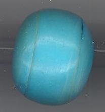 Beenkraal turquoise 25 mm