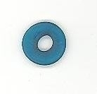 Spacer turquoise 3 x 15 mm