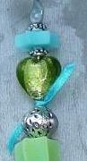 Doe het zelf zeepketting pakket Aqua / Lime