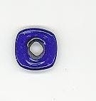 Spacer donkerblauw 3 x 15 mm