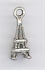 Bedeltje Eiffeltoren 17 x 5 mm