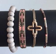 Voorbeeld armbandenset 3