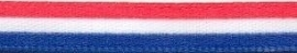 Lint rood / wit / blauw 9 mm
