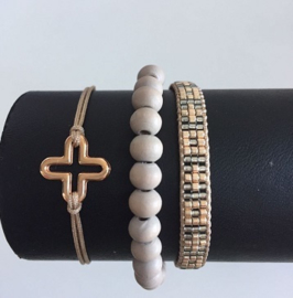 Voorbeeld armbandenset 5