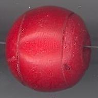 Beenkraal rood 25 mm