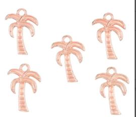 Bedel palmboom Rosé 18 x 13 mm