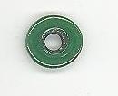 Spacer groen 3 x 15 mm