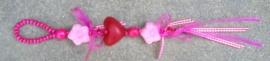 Kinderpakket roze - rood