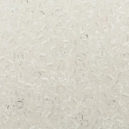 Miyuki Delica 11/0 DB-0141 Transparant Crystal ca. 2½ gram