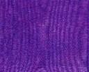 Organza lint 7 mm donker paars