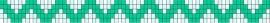 Zig-Zag patroon + benodigde kralen en draad