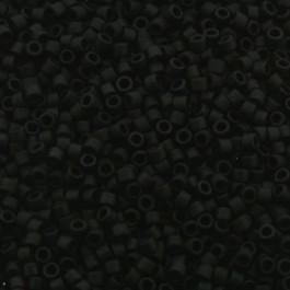 Miyuki Delica 11/0 DB-0310 Matted Black