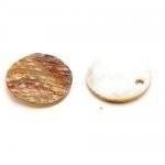 Schelphanger beige 10 mm