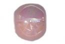 Keramiekkraal 17 mm Roze