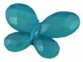 Kunststof vlinder 30 x 23 mm