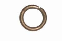 Stevige ringetjes 4 mm
