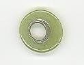Spacer lime groen 3 x 15 mm
