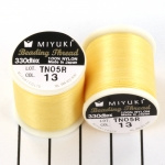 Miyuki Beading draad B (13) geel