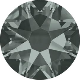 Swarovski plaksteen SS34 Black Diamond