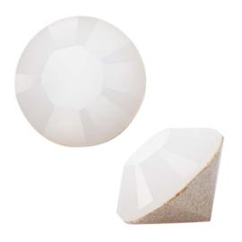 Swarovski Puntsteen SS29 White Alabaster