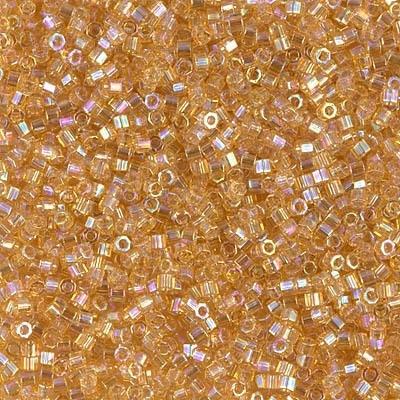 Miyuki Delica 11/0 DB-0100 Transp. Light Amber AB