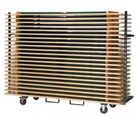 Transportkar voor 10 biersets en 24 Ocean 220 x 76 cm